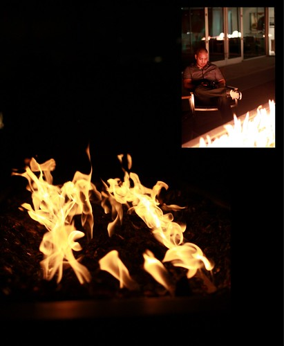 fire collage