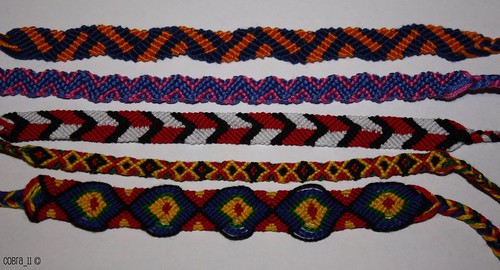 cool friendship bracelets patterns. Friendship bracelets