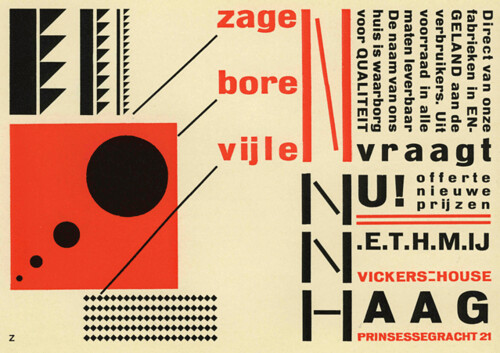 Dutch Graphic Design