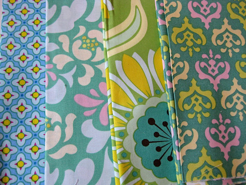 Heather Bailey Fabric- Brights