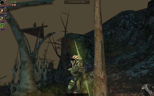Arboreal Armour, Purestrike (cm)