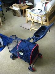 Kittywalk Pet Stroller