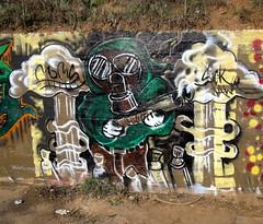 graffiti trackside moms group (zen) Tags: zensutherland 20080920 graffiti trackside tracksidegallery chickenhill moms sicr jawa northcarolina usa asheville googleavl