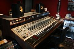 Neotek console, Studio B