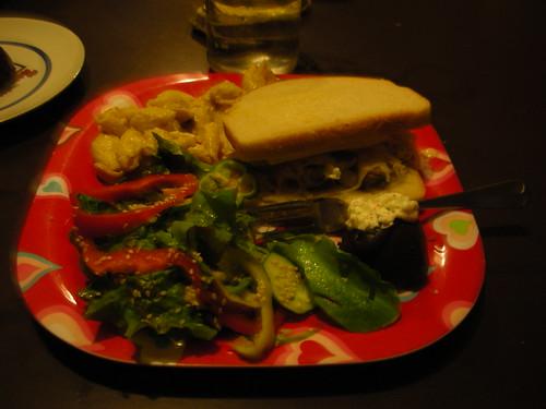 Dinner, October 6