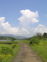 The road to the temple (Enygmatic-Halycon) Tags: ratangad bhandardara