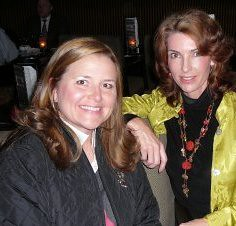 Photo of Debra Mastaler and Christine Churchill