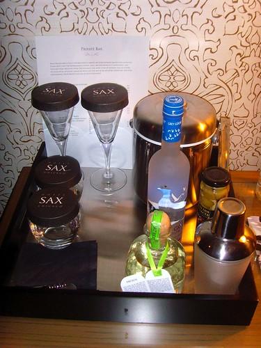 Hotel Sax, Chicago, Illinois, USA