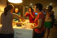 Evening at Bedok with Cranium and Mermaid Cake 005 (e79) Tags: birthday cake fun singapore mermaid cranium bedok