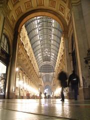 Galera Vittorio Emanuele (jlastras) Tags: italy milan italia milano galeria duomo emanuele vittorio miln galera