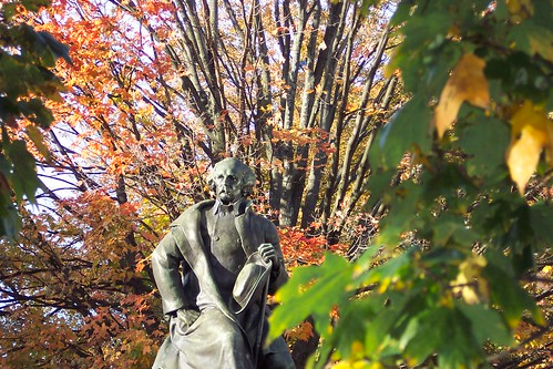 Nathaniel in Autumn