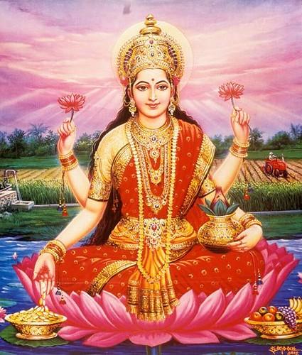 Dhanya Lakshmi Ma by Ash_Patel.