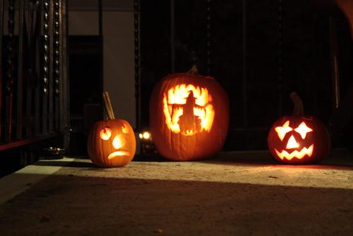 Pumpkins! 2008