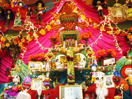 busy altar