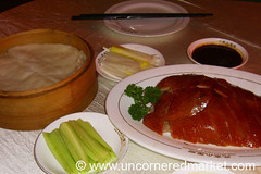 Peking Duck Spread