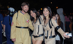 Ghostbuster and friends