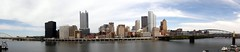 Pittsburgh Skyline Panorama