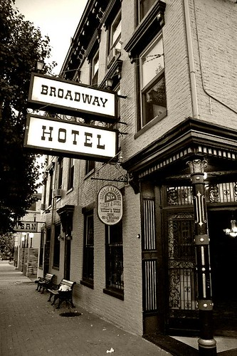 Broadway Hotel - Madison, Indiana