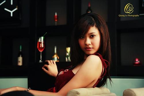 Quang Lê - Đặng Trương Quỳnh Anh actress