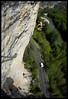 Air traffic control (Laurent Filoche) Tags: france fly nikon vol rockclimbing escalade aveyron gorgesdutarn plomb bonzography outdoorportfolio guillaumedespeyroux lesailesdudésir8a