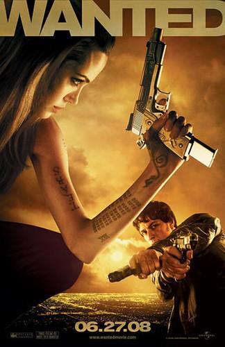 Wanted (Se busca) cine online gratis