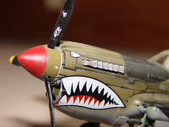 Plane Shark Mouth WW2 http://flickrhivemind.net/Tags/%D0%B2%D0%BE%D0%B2/Interesting