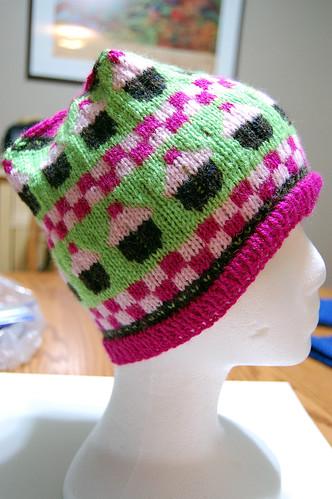 Cupcake Hat 04