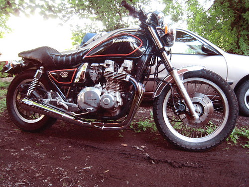 kawasaki kz1000 police bikes | Adventure Rider