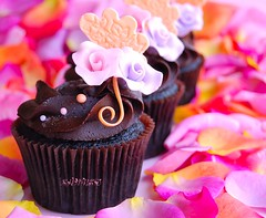 Chocolate Heaven (~Trs Chic Cupcakes by ShamsD~) Tags: roses by cupcakes nikon candy chocolate african south explore tres chic callebaut proudly designercupcakes shamsd shamimadesai madeinsouthafrica cupcakesinsouthafrica cupcakesfromsouthafrica cupcakesinpietermaritzburg weddingcupcakesinsouthafrica weddingcupcakesinpietermaritzburg