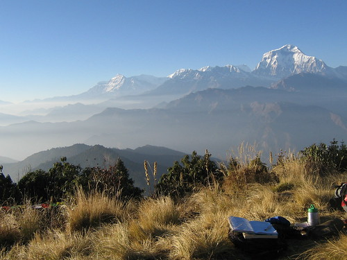 Grant Assenheimer - Annapurna, Nepal