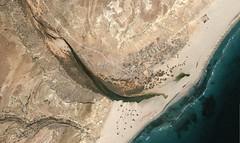 El puerto de Eyl en Somalia