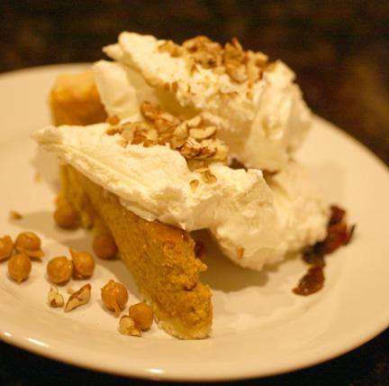 Gluten Free Pumpkin Pie Sundae 2 web