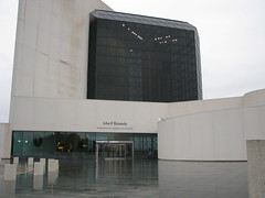 John F. Kennedy Presidential Library and Museum by Phillip Riggins