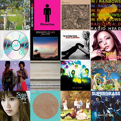 Favorite Full-Length Releases of 2008