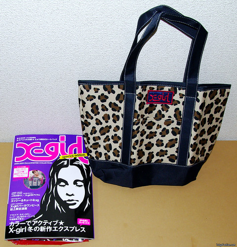 X-Girl Tote Bag