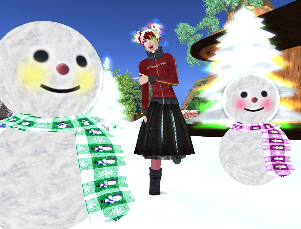 snowman gifts 11