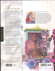 Altered Art Circus! Back Cover!