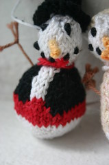 Knitted Bride and Groom