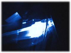 be creative (viZZZual.com) Tags: blue creative led be blueled becreative