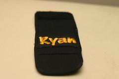 生日:Ryan的第一個棒球手套 4