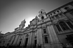 From The Piazza Navona (Sean Molin Photography) Tags: city bw rome roma beautiful soldier blackwhite italia european roman epic gladiator mediteranian vacationeuropeitalyrome2009marchvacationitalli vacationeuropeitalyrome2009marchvacationitallian seanmolin wwwseanmolincom