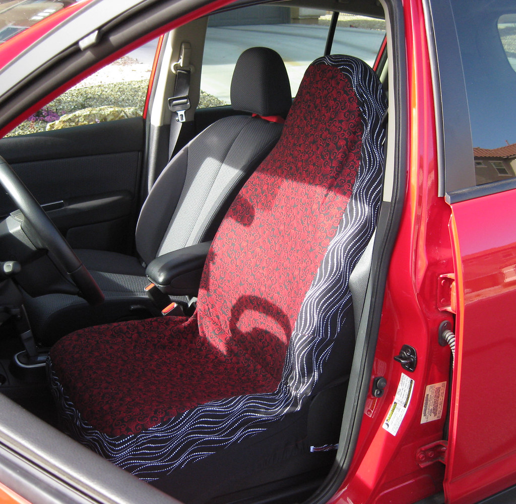 seatcover front