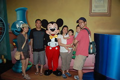 In Mickey Mouse's House