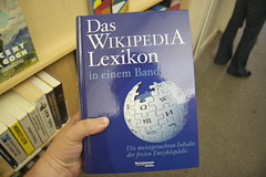 Printed German Wikipedia