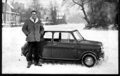 Peter Fancourt Mini on Ice 1963