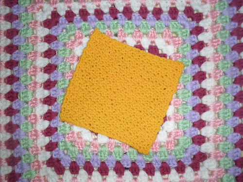 Rags4bags (UK) Your Jan Eaton Square No. 52 'Lemon Peel' arrived today! Thank you! It's gorgeous!