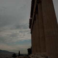 Parthenon (David R. Crowe) Tags: building history temple europe places athens greece greekhistory