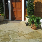 """Simplistic Patio by Greenhaven Landscapes <a style=""""margin-left:10px; font-size:0.8em;"""" href=""""http://www.flickr.com/photos/117326093@N05/12994227874/"""" target=""""_blank"""">@flickr</a>"""