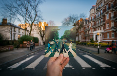Abbey Road (Jamie Frith) Tags: london nikon beatles abbeyroad crosswalk d800 1424 vision:mountain=0562 vision:outdoor=0976 vision:sky=0643 vision:street=099