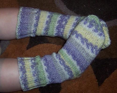 Toddler sock